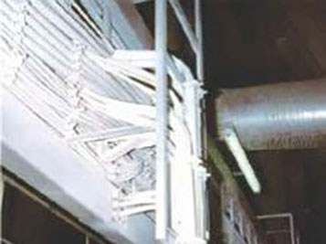 الوار پلاست سپاهان, پوشش ضد حریق, پوشش ضد حریق متورم شونده, پودر دیر سوز کننده, پودر تاخیرانداز شعله, کامپوزیت چوب - پلاستیک, چوب - پلاستیک, بلادر, دیافراگم